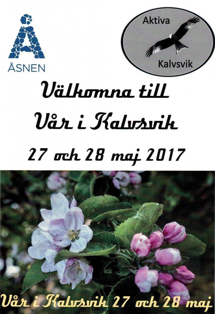 Vår i Kalvsvik